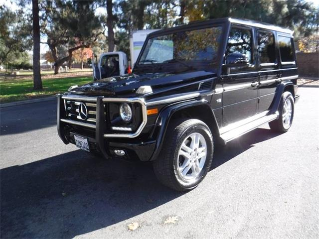Picture of '15 G-Class Offered by  - P4WZ
