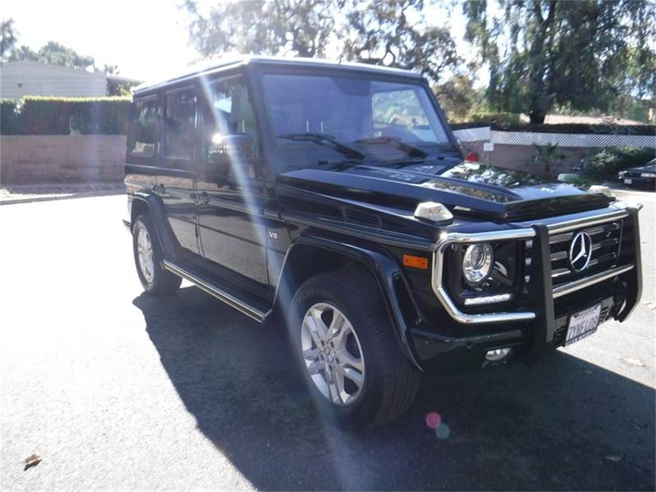Large Picture of '15 G-Class - P4WZ
