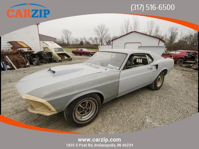 Picture of '69 Mustang - P4X2