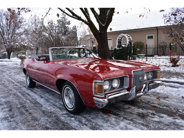 Picture of Classic 1972 Mercury Cougar XR7 located in Boise Idaho - $17,900.00 Offered by  - P4XF