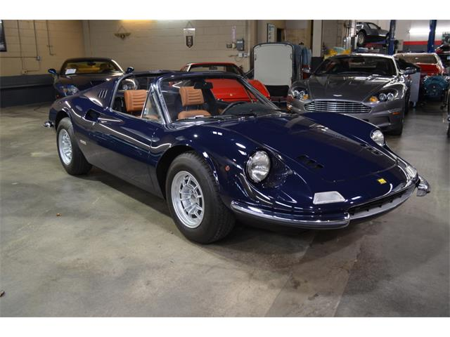 Picture of Classic '73 Ferrari Dino 246 GTS Auction Vehicle Offered by  - P4XQ