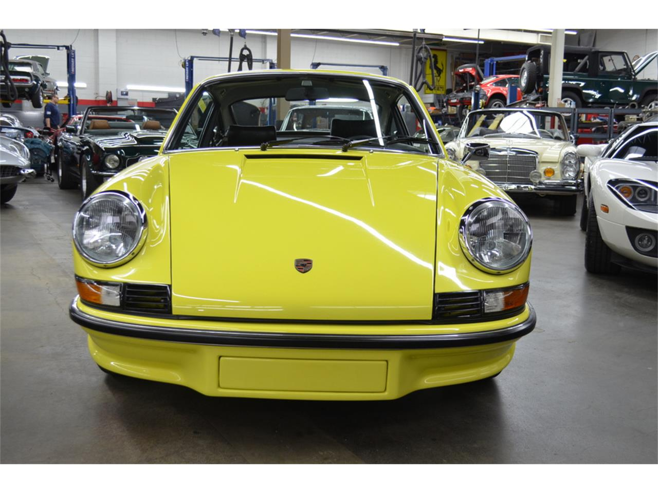 Large Picture of '73 911 RS Touring - P4XU