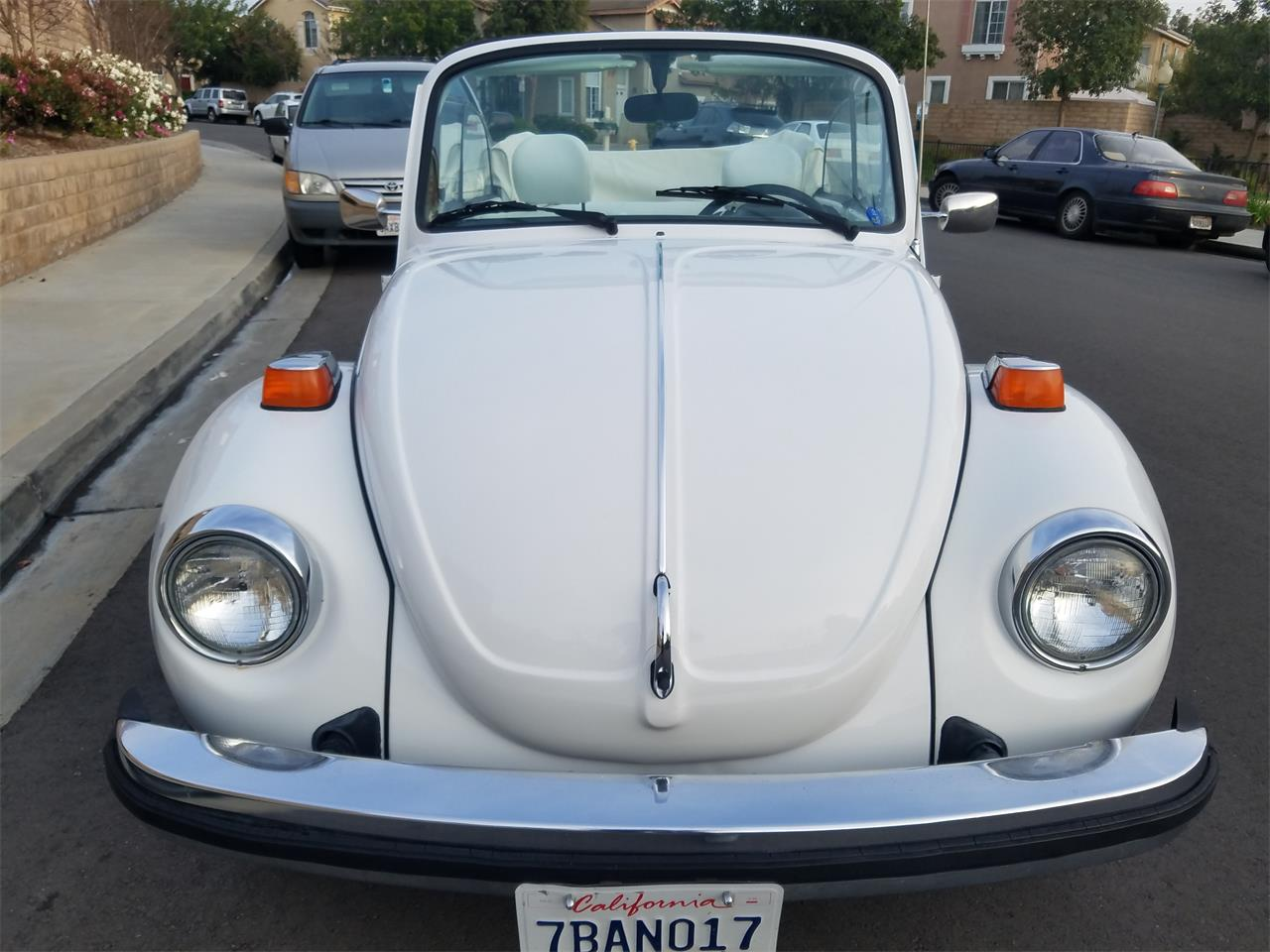 Large Picture of '79 Super Beetle - P4Y7