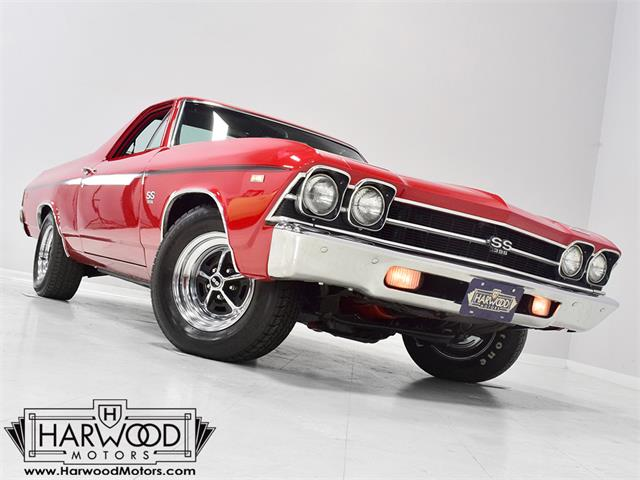Picture of '69 El Camino SS - P4YI