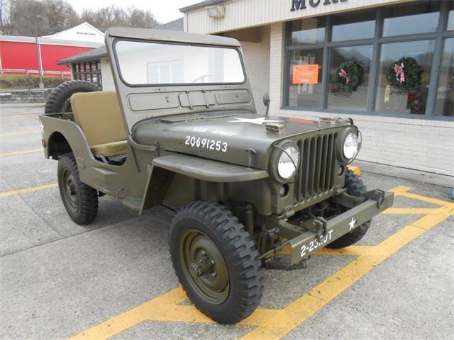 Picture of '51 Jeep - P4YO