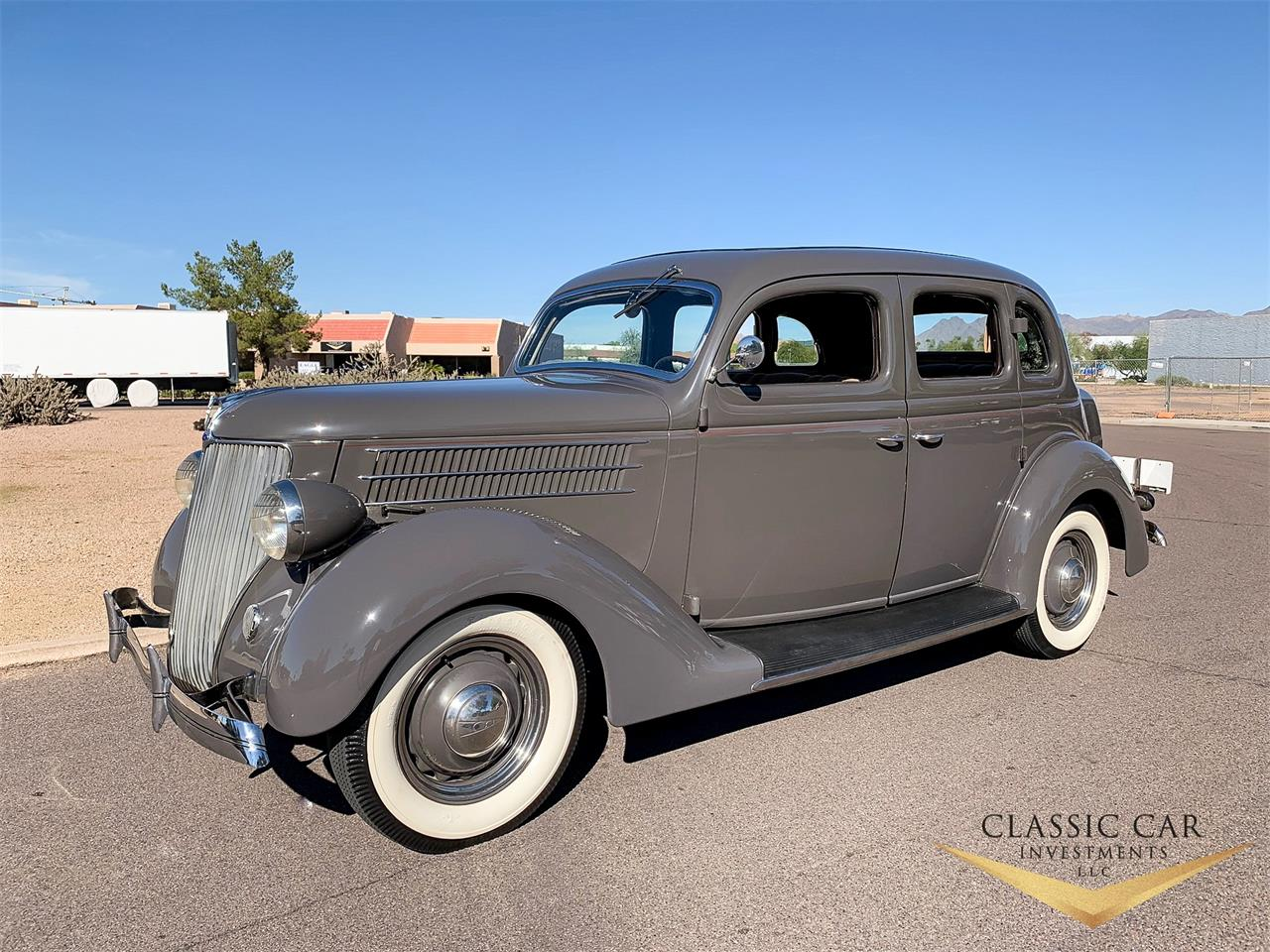 For Sale 1936 Ford Sedan In Scottsdale Arizona