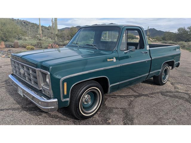 Picture of '80 C10 - P4Z6