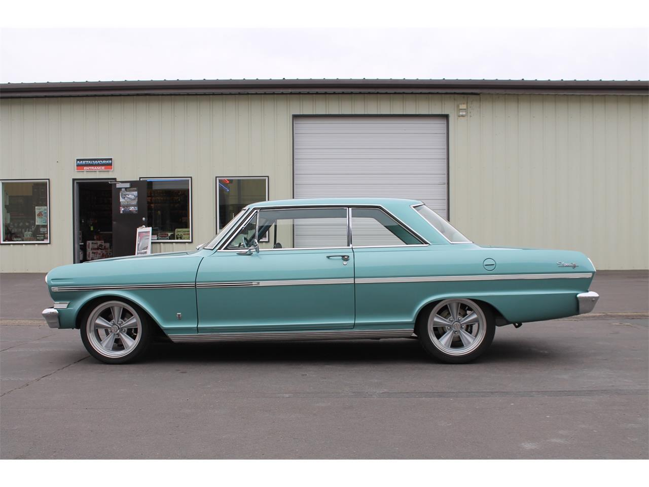 Large Picture of '63 Nova - P4Z9