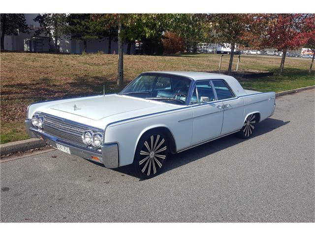 Picture of '63 Continental - P4ZO
