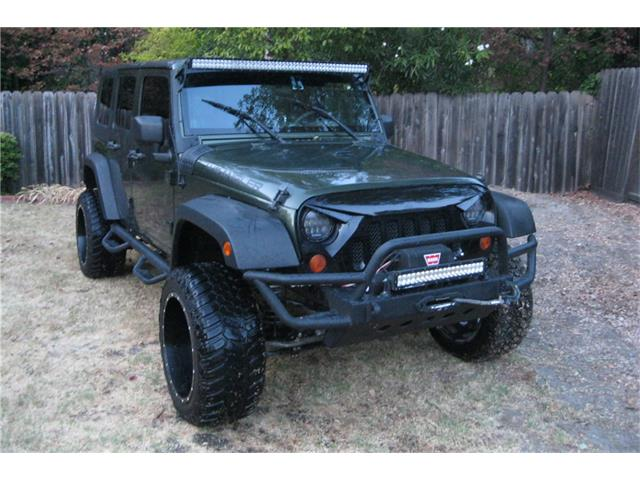 Picture of '07 Wrangler - P507