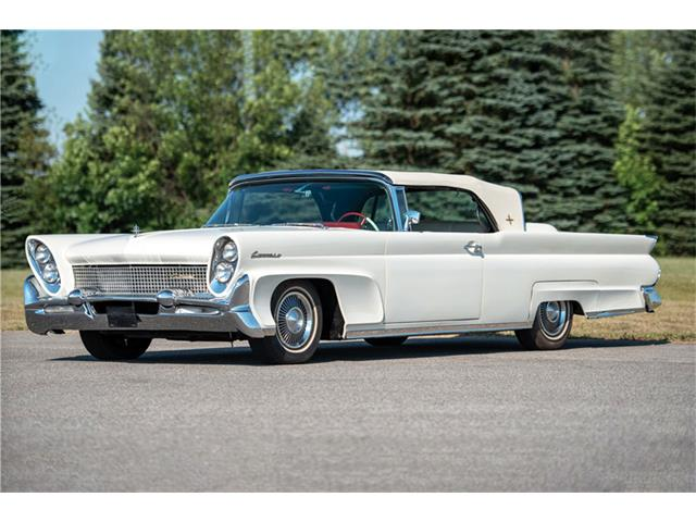 Picture of '58 Continental Mark III - P50V