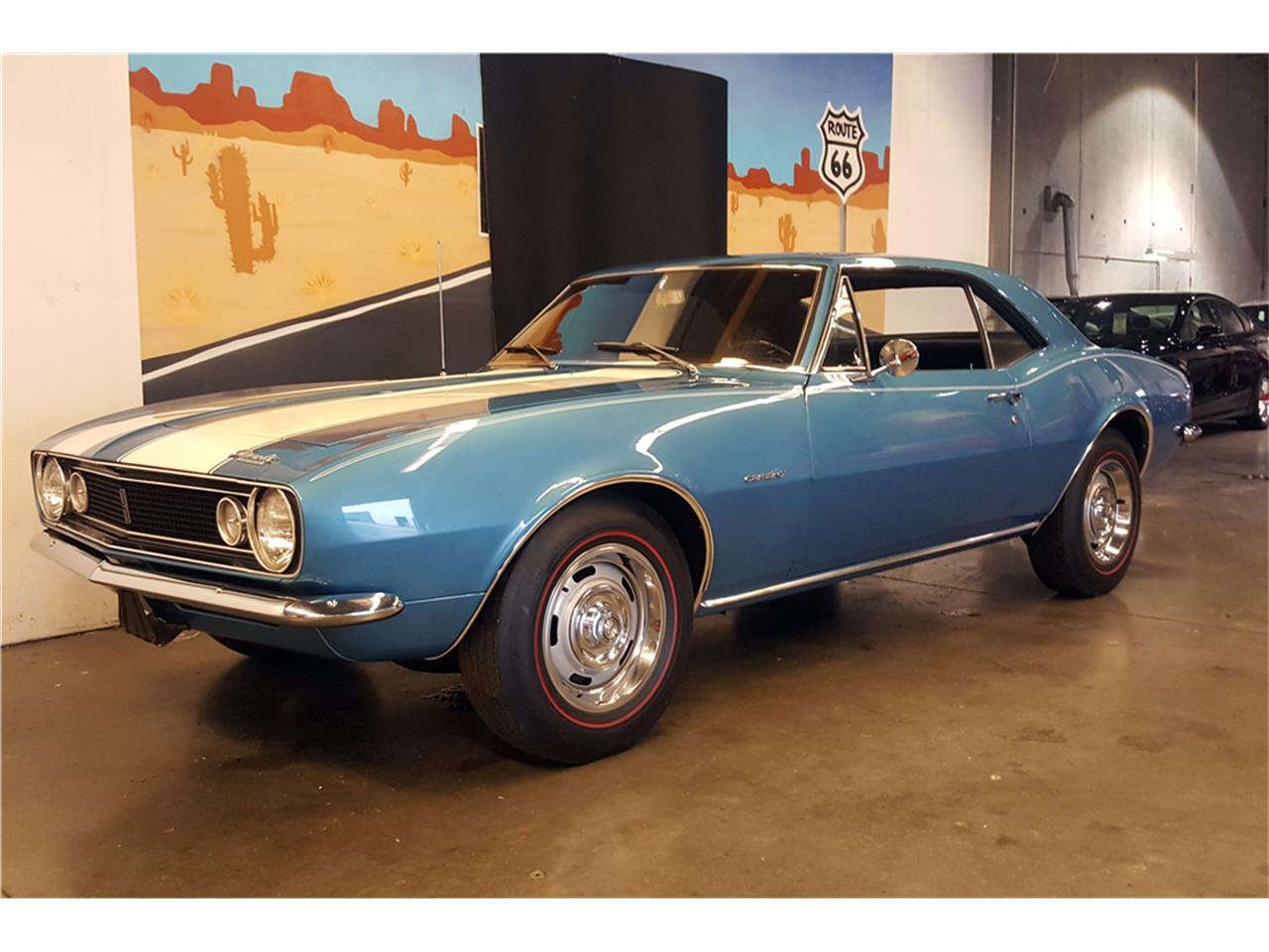 Muncie Car Dealers >> 1967 Chevrolet Camaro Z28 for Sale | ClassicCars.com | CC ...