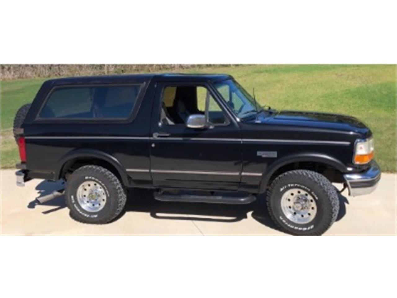1995 Ford Bronco for Sale   ClassicCars.com   CC-1172972
