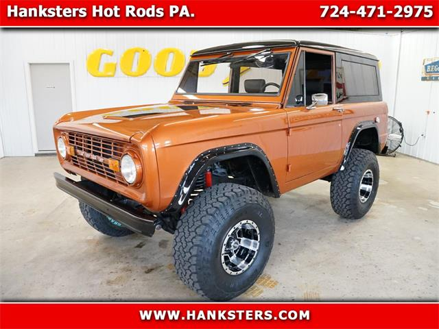 Picture of '76 Bronco - P52Q