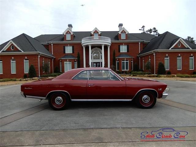 Picture of Classic '66 Chevrolet Chevelle - P530