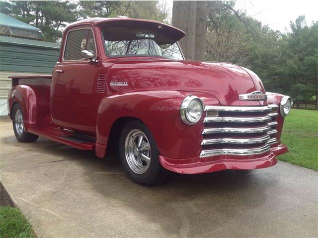 Picture of '53 Pickup - P53B