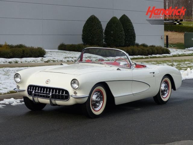 Picture of '56 Corvette - P53F