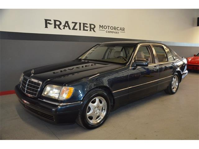 Picture of 1997 S320 Offered by  - P53O
