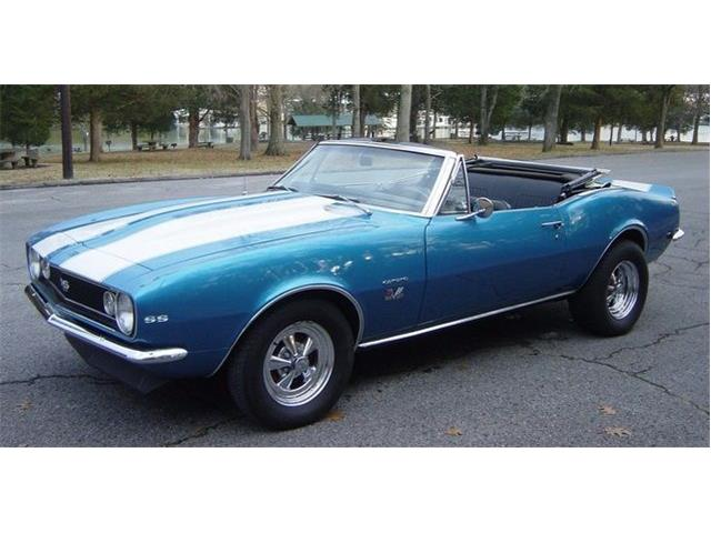 Picture of Classic 1967 Camaro located in Hendersonville Tennessee Offered by  - P54P
