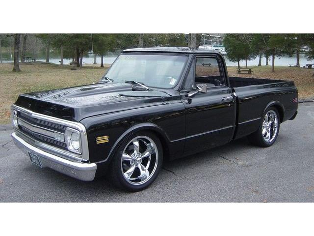 Picture of '70 C10 - P54S