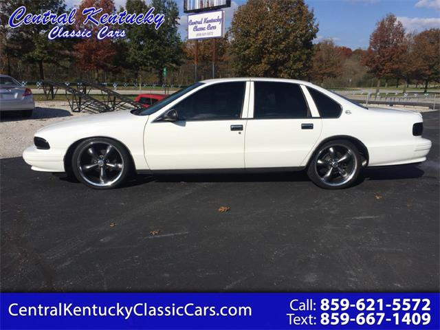 Picture of '96 Caprice - P54Y