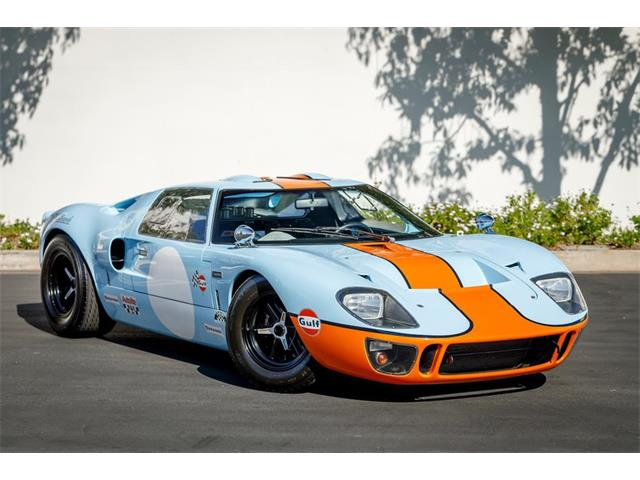 Picture of '09 GT40 - P56D