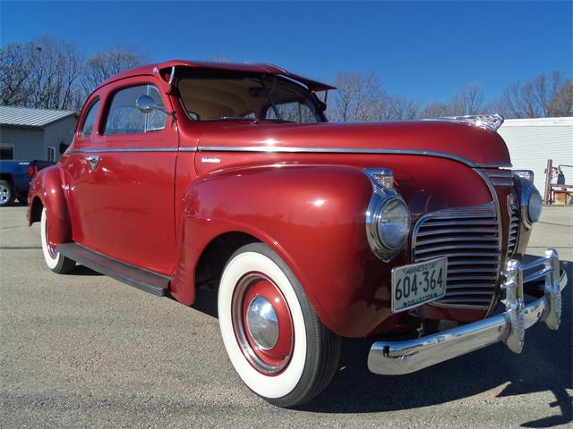 Picture of '41 Plymouth Special Deluxe located in Wisconsin - $14,995.00 Offered by  - P575
