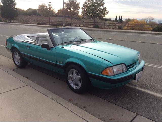 Picture of 1991 Mustang - $22,000.00 Offered by a Private Seller - P57A