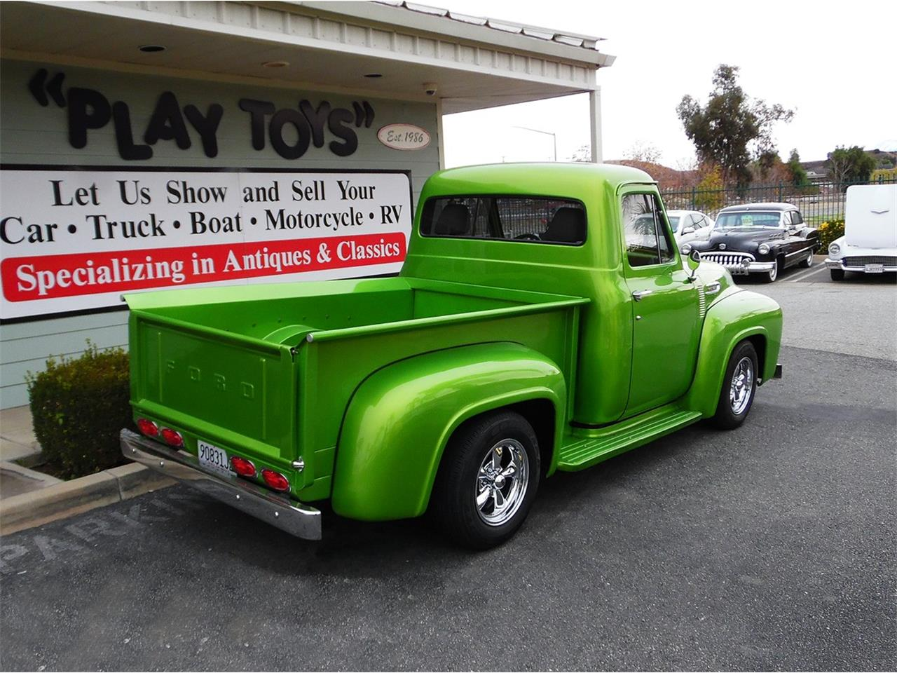 Large Picture of '53 F100 - P57C