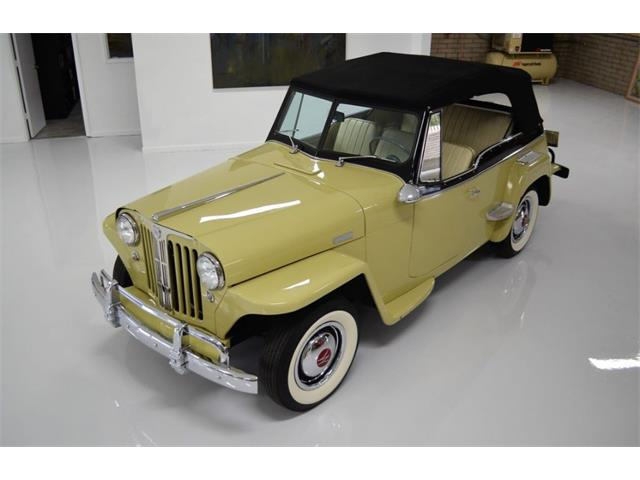 Picture of '49 Jeepster - P57U