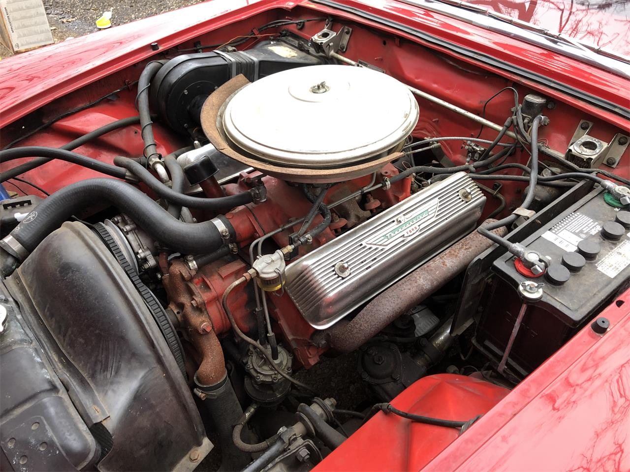 Large Picture of '57 Thunderbird - P582