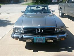 Picture of '80 450SL - P58B