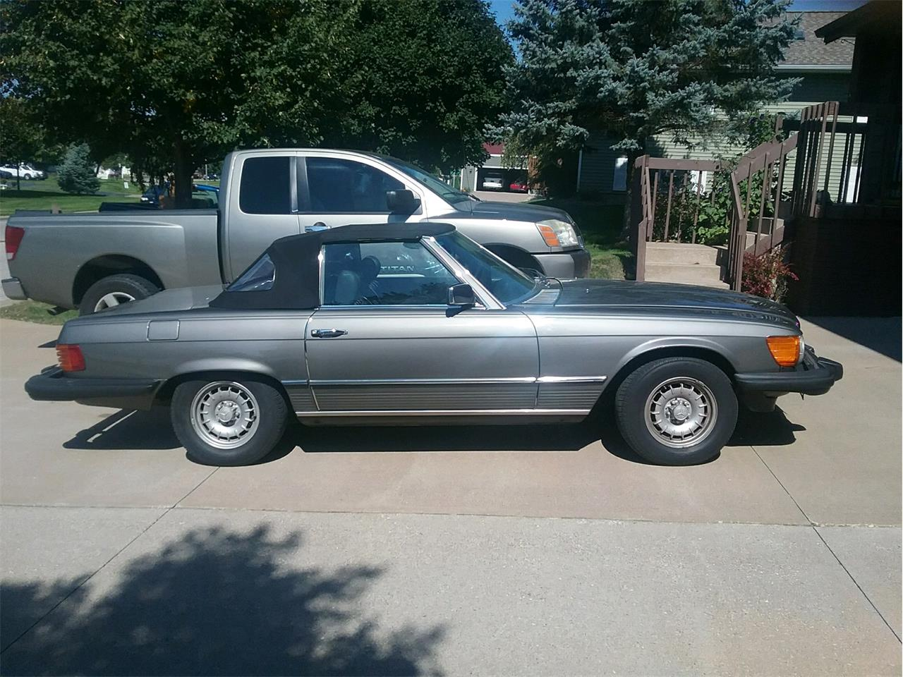 Large Picture of '80 450SL - P58B