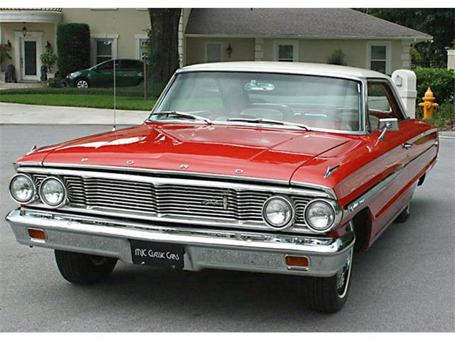 Picture of '64 Galaxie 500 - P58E