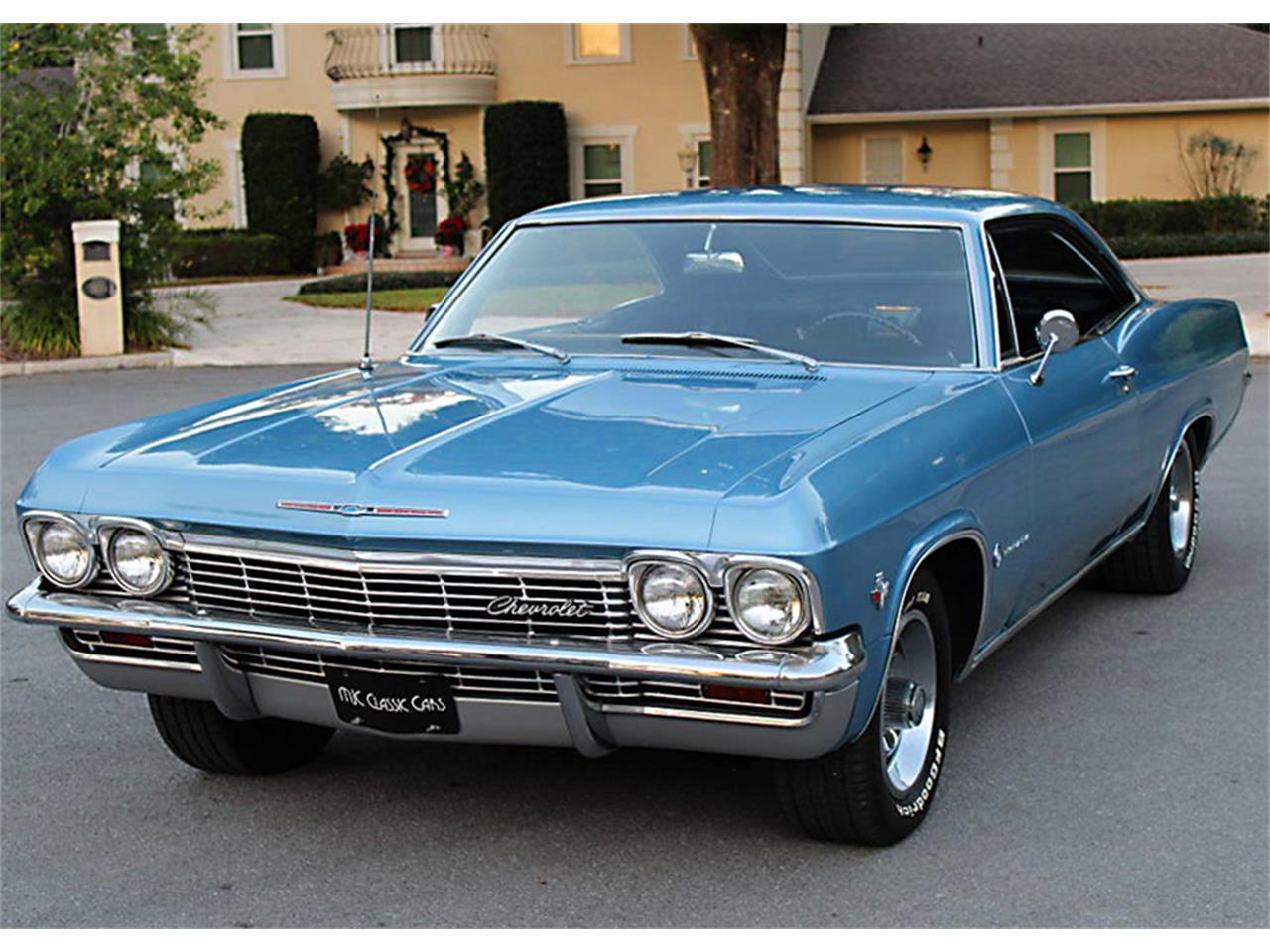 For Sale 1965 Chevrolet Impala In Lakeland Florida