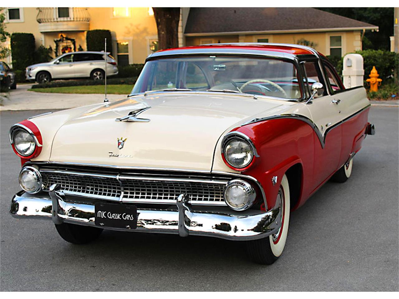 1955 Ford Crown Victoria For Sale Classiccars Com Cc 1173185