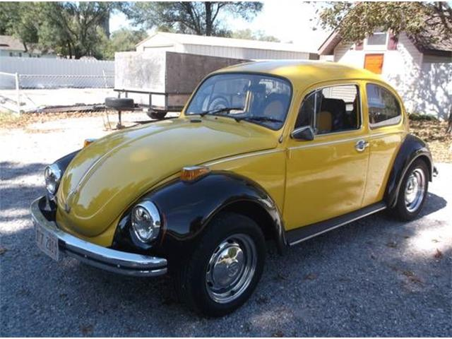 Picture of '71 Super Beetle - P58O