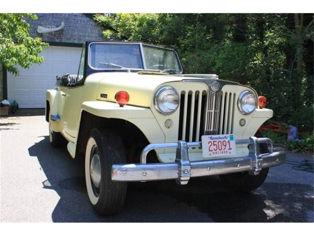Large Picture of '48 Overland Jeepster - P58U