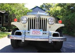 Picture of '48 Overland Jeepster - P58U