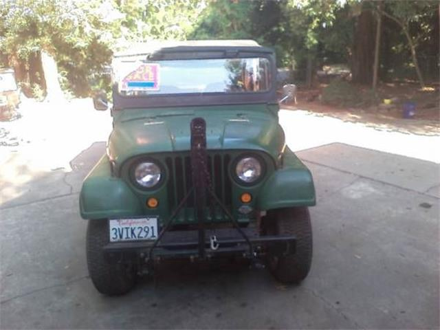 Picture of Classic '52 M38A1 - $9,995.00 - P58Y