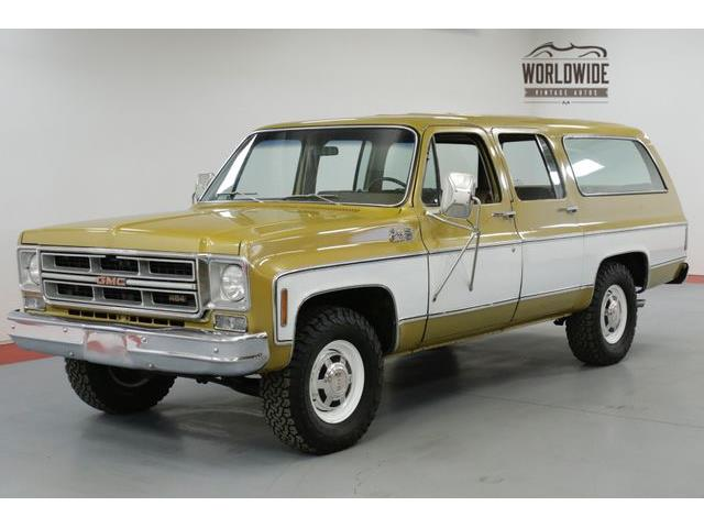 Classic Gmc Suburban For Sale On Classiccars Com