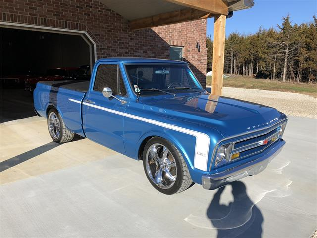 Picture of 1968 Chevrolet Pickup - $39,500.00 Offered by  - P59P