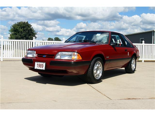 Picture of '89 Mustang - P30Z