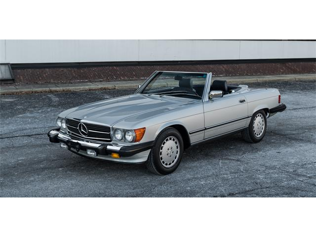 Picture of '89 560SL - P5A5
