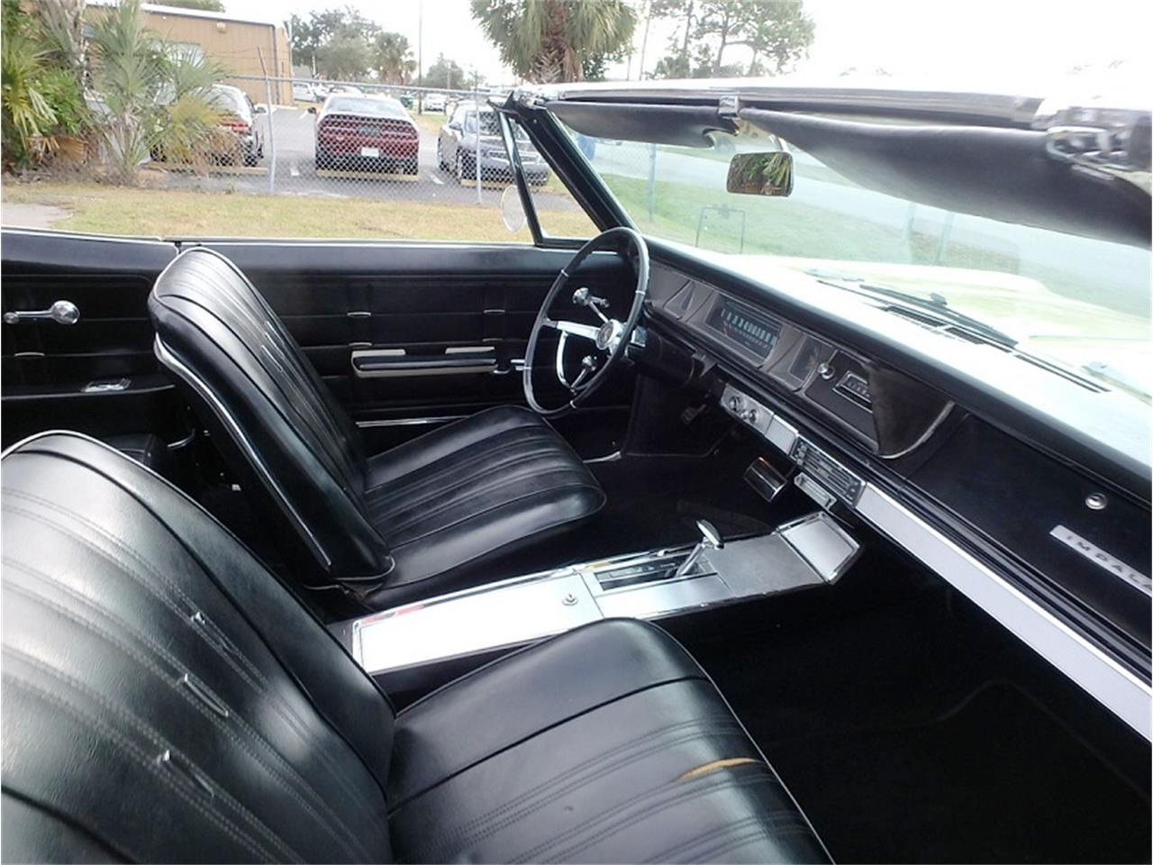 Large Picture of '66 Impala SS - P5AC