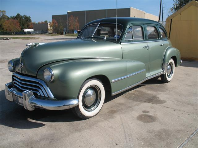 1948 Oldsmobile 66 Dynamic