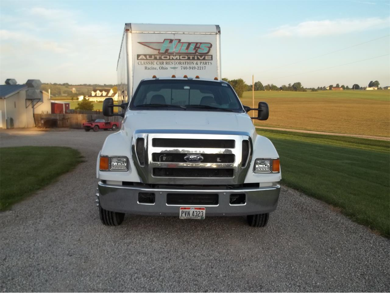 Large Picture of '05 F-650 Super Duty - P5AS