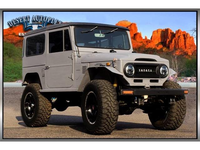 Picture of '73 Toyota Land Cruiser FJ located in Mesa Arizona Auction Vehicle Offered by  - P5BI