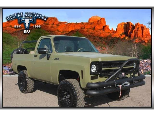Picture of 1976 GMC Jimmy located in Mesa Arizona - $21,995.00 Offered by  - P5BJ