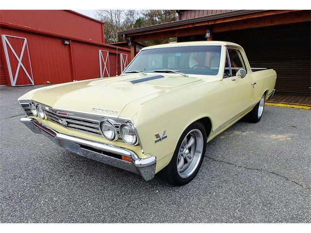 Picture of Classic '67 Chevrolet El Camino - $34,500.00 - P5BM